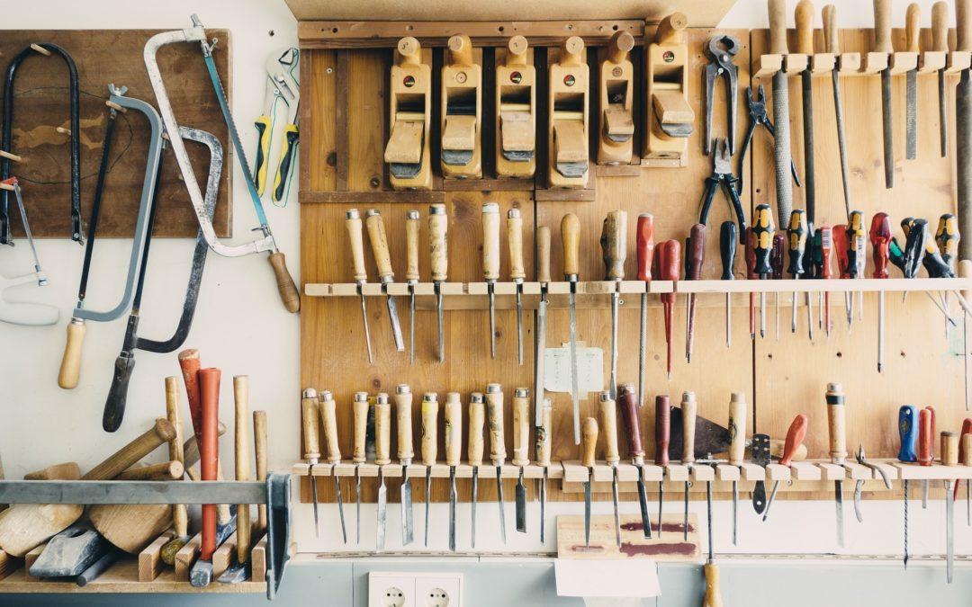 Comment apprendre a ranger mon garage ?